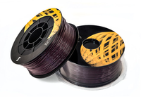Катушка PLA-пластика BQ AubergineПластик для 3D Принтера<br>Катушка PLA-пластика BQ Aubergine:Оптимальная температура печати:&amp;nbsp;220Температура плавления:&amp;nbsp;180 - 220Диаметр нити:&amp;nbsp;1,75 ммВес:&amp;nbsp;1 кг<br><br>Вес: 1 кг<br>Диаметр нити: 1,75 мм<br>Температура плавления: 180 - 220<br>Оптимальная температура печати: 220