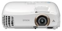 Мультимедийный проектор Epson EH-TW5350Мультимедийные проекторы<br>ОсобенностиТехнология: LCD: 3 х 0.61 P-Si TFTРежим просмотра 3D-изображенияРазрешение Full HD 1080pЯркость 2 200 ANSI lmЦветовая яркость 2 200 ANSI lmКонтрастность 35 000:1Масштабирование проецируемого изображения 1.2xАвтоматическая коррекция трапецеидальных искажений по вертикалиКоррекция трапецеидальных искажений по горизонталиИнтерфейс HDMIПоддержка стандартов MHL и MiracastФункция Split ScreenПросмотр изображений с USB флэш-накопителейВстроенный динамик 5 ВтСрок службы лампы 7 500 часовФронтальный вывод теплого воздуха<br><br>Объектив: Стандартный<br>Тип устройства: LCD x3<br>Класс устройства: портативный<br>Рекомендуемая область применения: для домашнего кинотеатра<br>Реальное разрешение: 1920x1080 (Full HD)