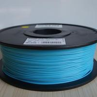 Катушка PLA-пластика Esun 1.75 мм 1кг., голубая (PLA175D1)Пластик для 3D Принтера<br>Катушка PLA-пластика Esun 1.75 мм 1кг., голубая (PLA175D1):Страна производства:&amp;nbsp;КитайСовместимость:&amp;nbsp;Любые FDM 3D принтерыВысота катушки:&amp;nbsp;68 ммПосадочный диаметр катушки:&amp;nbsp;55 ммТемпература плавления:&amp;nbsp;190 - 220<br><br>Вес: 1,2 кг<br>Цвет: Голубой<br>Тип пластика: PLA<br>Диаметр нити: 1,75 мм<br>Температура плавления: 190 - 220<br>Производитель: Esun<br>Рекомендуемая скорость печати: 10<br>Вид намотки: Катушка<br>Внешний диаметр катушки: 200 мм<br>Посадочный диаметр катушки: 55 мм<br>Высота катушки: 68 мм<br>Вид упаковки: Картонная коробка, герметичный пакет с селикагелем<br>Совместимость: Любые FDM 3D принтеры<br>Страна производства: Китай