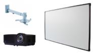 Интерактивный комплект YesVision 88 КомфортИнтерактивные комплекты<br>В комплекте:Интерактивная доска&amp;nbsp;YesVision BW88;Мультимедийный проектор InFocus IN126STa;Крепление для проектора Reflecta Vesta 120RA (штанга 800-1200 мм) настенное;Кабель CS HDMI (M) to HDMI (M), rev1.4, 10м.<br>