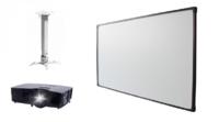 Интерактивный комплект YesVision 88 ЭкономИнтерактивные комплекты<br>В комплекте:Интерактивная доска&amp;nbsp;YesVision BW88;Мультимедиа-проектор&amp;nbsp;INFOCUS IN116x;Крепление для проектора Reflecta Tapa (штанга 430-650 мм) (нагрузка до 12 кг);Кабель HDMI-HDMI 15.0 метров, v1.4, 5bites<br>