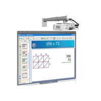 Интерактивная система SMART Board SB480iv4Интерактивные комплекты<br>Комплект Smart Board SB480iv4 состоит из:&amp;nbsp;Интерактивной доски SMART Board 480 (диагональ 77 (195.6 cm), формат 4:3, технология DVIT, питание USB, ключ активации SMART NOTEBOOK в комплекте)Проектора SMART V30 (1025219) (DLP, короткофокусный, 3000 ANSI )Настенного крепления к проектору (1025291)<br>