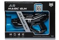 Пистолет виртуальной реальности ar game gun  КосмосАксессуары для VR/AR<br>Устройство&amp;nbsp;AR Game Gun&amp;nbsp;сочетает в себе технологию дополненной реальность и шутер от первого лица.Данный пистолет подарит Вашему ребёнку новый захватывающий опыт, отличный от традиционных стрелялок .<br>