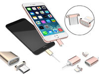 Магнитный кабель для зарядки устройств на базе IOS/AndroidГаджеты<br>Характеристики:Напряжение (V.): 5.0Ток (A.): 2.1Разъем питания: MicroUSB<br>