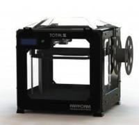 3D Принтер Total Z Anyform L2503D Принтеры<br>3D принтер TotalZ Anyform - L250:Диаметр нити (мм):&amp;nbsp;1,75Кол-во экструдеров: 1Поддерживаемые материалы:&amp;nbsp;PC, ABS, PLA, Flex, Rubber, Hips, PVA, Nylon, PET, ElasticФормат файлов:&amp;nbsp;.STL&amp;nbsp;Программное обеспечение:&amp;nbsp;Slic 3R, Cura, SimpleFireОбласть построения (мм):&amp;nbsp;250х210х260Технология печати:&amp;nbsp;FDM/FFF<br><br>Расходники: ABS, PLA, Nylon, Rubber, Flex, Lumi, Kauchuk, Wood, Nylon