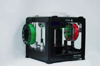 3D Принтер Total Z Anyform L250-2x3D Принтеры<br>3D принтер TotalZ Anyform - L250-2X:Диаметр нити (мм):&amp;nbsp;1,75Кол-во экструдеров: 2Поддерживаемые материалы:&amp;nbsp;PC, ABS, PLA, Flex, Rubber, Hips, PVA, Nylon, PET, ElasticФормат файлов:&amp;nbsp;.STL&amp;nbsp;Программное обеспечение:&amp;nbsp;Slic 3R, Cura, SimpleFireОбласть построения (мм):&amp;nbsp;250х210х260Технология печати:&amp;nbsp;FDM/FFF<br><br>Кол-во экструдеров: 2<br>Область построения (мм): 250х210х260<br>Толщина слоя: 50 микрон<br>Толщина нити: 1,75 мм<br>Расходники: ABS, PLA, Nylon, Rubber, Flex, Lumi, Kauchuk, Wood, Nylon<br>Платформа: с подогревом<br>Гарантия: 1 год<br>Страна производитель: Россия