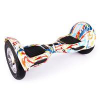 Гироскутер Smart Balance Wheel SUV 10 дюймов APP+Balance  АзбукаЭлектротранспорт<br>Диаметр колеса: 10 дюймов (25,4 см)Максимальная скорость: 15 км/чМаксимальное расстояние: 15 - 20 кмМинимальная нагрузка: 25 кгМаксимальная нагрузка: 120 кгМощность: 700 Вт (350 Вт*2)Время зарядки: 1-2 часаУгол подъема: 20оУгол поворота: 360 градBluetooth: естьДинамик: естьАккумулятор: 36V 4.4 АчНапряжение заряда сети: 220 ВСветодиодные фонари: естьЗвуковой индикатор: естьВес (без упаковки): 13 кгРазмер (мм): 630х270Гарантия 1 год<br><br>Размер: 630х270<br>Максимальная скорость: 15 км/ч<br>Размер колес: 10 дюймов<br>Вес водителя: 120 кг<br>Вес: 13 кг<br>Максимальный угол подъема: 20 градусов<br>Мощность: 700 Вт<br>Bluetooth: есть<br>Время полной зарядки: 2 часа