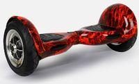 Гироскутер Smart Balance Wheel SUV 10 дюймов APP+Balance ОгоньЭлектротранспорт<br>Диаметр колеса: 10 дюймов (25,4 см)Максимальная скорость: 15 км/чМаксимальное расстояние: 15 - 20 кмМинимальная нагрузка: 25 кгМаксимальная нагрузка: 120 кгМощность: 700 Вт (350 Вт*2)Время зарядки: 1-2 часаУгол подъема: 20оУгол поворота: 360 градBluetooth: естьДинамик: естьАккумулятор: 36V 4.4 АчНапряжение заряда сети: 220 ВСветодиодные фонари: естьЗвуковой индикатор: естьВес (без упаковки): 13 кгРазмер (мм): 630х270Гарантия: 3 месяца<br><br>Размер: 630х270<br>Максимальная скорость: 15 км/ч<br>Размер колес: 10 дюймов<br>Вес водителя: 120 кг<br>Вес: 13 кг<br>Максимальный угол подъема: 20 градусов<br>Мощность: 700 Вт<br>Bluetooth: есть<br>Время полной зарядки: 2 часа
