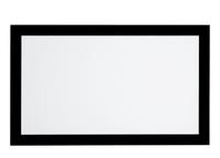 Экран Digis VELVET формат 16:9 (247*146) (MW) DSVFS-16904Экраны постоянного натяжения<br>VELVET Экраны на раме (DSVFS)Дизайн корпуса этих экранов элегантен и неповторим. Серия VELVET создана специально для домашнего кинотеатра и спроектирована с учётом оптимальной передачи изображения. Для наиболее естественного изображения применяется матовое белое полотно из поливинилхлорида, покрытое стекловолокном.<br><br>Тип: на раме<br>Формат: 16:9<br>Способ проецирования: Прямая проекция<br>тип покрытия: высококонтрастное серое (HCG)