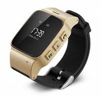 Умные часы Wonlex EW100 GPS ЗолотыеСмарт-часы<br><br>