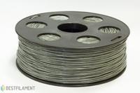 ABS пластик Bestfilament 1.75 мм для 3D-принтеров 1 кг, серыйПластик для 3D Принтера<br>ABS пластик Bestfilament 1.75 мм для 3D-принтеров 1 кг, серый:Страна производства:&amp;nbsp;РоссияВид намотки:&amp;nbsp;КатушкаПроизводитель:&amp;nbsp;BestfilamentДиаметр нити:&amp;nbsp;1,75 ммТип пластика:&amp;nbsp;ABS<br><br>Цвет: Серый<br>Тип пластика: ABS<br>Диаметр нити: 1,75 мм<br>Вес: 1.2 кг<br>Производитель: Bestfilament<br>Рекомендуемая скорость печати: 10<br>Вид намотки: Катушка<br>Страна производства: Россия