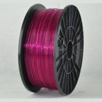 Катушка PLA-пластика Wanhao 1.75 мм 1кг., прозрачно-пурпурная, No. 43Пластик для 3D Принтера<br>Катушка PLA-пластика Wanhao 1.75 мм 1кг., прозрачно-пурпурная, No. 43:Страна производства:&amp;nbsp;КитайСовместимость:&amp;nbsp;Любые FDM 3D принтерыВысота катушки: 80 ммПосадочный диаметр катушки: 40 ммТемпература плавления:&amp;nbsp;190 - 225<br><br>Вес: 1,2 кг<br>Цвет: Прозрачно-пурпурный<br>Тип пластика: PLA<br>Диаметр нити: 1,75 мм<br>Температура плавления: 190 - 225<br>Производитель: Wanhao<br>Рекомендуемая скорость печати: 5<br>Вид намотки: Катушка<br>Внешний диаметр катушки: 195 мм<br>Посадочный диаметр катушки: 40 мм<br>Высота катушки: 80 мм<br>Вид упаковки: Картонная коробка, герметичный пакет с селикагелем<br>Совместимость: Любые FDM 3D принтеры<br>Страна производства: Китай