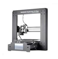 3D Принтер Wanhao Duplicator i3 Plus3D Принтеры<br>3D Принтер Wanhao Duplicator i3 Plus:Кол-во головок: 1Скорость печати:&amp;nbsp;100 мм/секОбласть построения (мм):&amp;nbsp;200х200х180Диаметр сопла (мм):&amp;nbsp;0.4Толщина нити:&amp;nbsp;1,75 ммРасходники:&amp;nbsp;ABS, PLA, HIPS, PVA и др.<br><br>Платформа: с подогревом<br>Операционная система: Windows XP, Win Vista, Win7, Linux, MacOS<br>Вес: 10 кг<br>Интерфейсы: USB, SD/TF-card<br>Размеры (ДхШхГ): 400х410х400 мм<br>Кол-во головок: 1<br>Страна производитель: Китай<br>Расходники: ABS, PLA, HIPS, PVA и др.<br>Толщина нити: 1,75 мм<br>Диаметр сопла (мм): 0.4<br>Область построения (мм): 200х200х180<br>Программное обеспечение: CURA, Replicator G<br>Поддерживаемые форматы файлов: .STL, GCODE<br>Скорость печати: 100 мм/сек