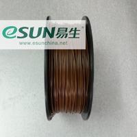Катушка ABS-пластика Esun 1.75 мм 1кг., коричневая (ABS175C1)Пластик для 3D Принтера<br>Катушка ABS-пластика Esun 1.75 мм 1кг., коричневая (ABS175C1):Рекомендуемая температура подогрева площадки:&amp;nbsp;95 - 110Страна производства:&amp;nbsp;КитайСовместимость:&amp;nbsp;Любые FDM 3D принтеры с подогреваемой платформойВысота катушки:&amp;nbsp;68 ммПосадочный диаметр катушки:&amp;nbsp;55 ммВнешний диаметр катушки:&amp;nbsp;200 мм<br><br>Цвет: Коричневый<br>Тип пластика: ABS (АБС)<br>Диаметр нити: 1,75 мм<br>Температура плавления: 220 - 260<br>Вес: 1.2 кг<br>Производитель: Esun<br>Рекомендуемая скорость печати: 10<br>Вид намотки: Катушка<br>Внешний диаметр катушки: 200 мм<br>Посадочный диаметр катушки: 55 мм<br>Высота катушки: 68 мм<br>Вид упаковки: Картонная коробка, герметичный пакет с селикагелем<br>Совместимость: Любые FDM 3D принтеры с подогреваемой платформой<br>Страна производства: Китай<br>Рекомендуемая температура подогрева площадки: 95 - 110