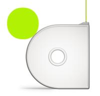 Картридж 3D Systems Cube PLA, неоновый зеленыйПластик для 3D Принтера<br>Картридж 3D Systems Cube PLA, неоновый зеленый:Страна производства:&amp;nbsp;СШАДиаметр нити:&amp;nbsp;1,75 ммТип пластика:&amp;nbsp;PLAВид упаковки:&amp;nbsp;Картонная коробка<br><br>Цвет: Неоновый зеленый<br>Тип пластика: PLA<br>Диаметр нити: 1,75 мм<br>Вес: 1.2 кг<br>Производитель: 3D Systems<br>Вид намотки: Картридж<br>Вид упаковки: Картонная коробка<br>Совместимость: Оригинальный картридж<br>Страна производства: США