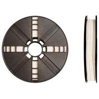 Катушка PLA-пластика MakerBot 1.75 мм. 0,9 кг., белая (MP05780)Пластик для 3D Принтера<br>Катушка PLA-пластика MakerBot 1.75 мм. 0,9 кг., белая (MP05780):Страна производства:&amp;nbsp;СШАСовместимость:&amp;nbsp;Оригинальный пластикВид упаковки:&amp;nbsp;Пакет с зип замкомВысота катушки:&amp;nbsp;40 ммПосадочный диаметр катушки:&amp;nbsp;58 ммВнешний диаметр катушки:&amp;nbsp;250 ммТемпература плавления:&amp;nbsp;150-160<br><br>Вес: 0.9 кг<br>Цвет: белый<br>Тип пластика: PLA<br>Диаметр нити: 1,75 мм<br>Температура плавления: 150-160<br>Производитель: MakerBot<br>Вид намотки: Катушка<br>Внешний диаметр катушки: 250 мм<br>Посадочный диаметр катушки: 58 мм<br>Высота катушки: 40 мм<br>Вид упаковки: Пакет с зип замком<br>Совместимость: Оригинальный пластик<br>Страна производства: США