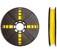 Катушка PLA-пластика MakerBot 1.75 мм. 0,9 кг., желтая (MP05781)Пластик для 3D Принтера<br>Катушка PLA-пластика MakerBot 1.75 мм. 0,9 кг., желтая (MP05781)Страна производства:&amp;nbsp;СШАСовместимость:&amp;nbsp;Оригинальный пластикВид упаковки:&amp;nbsp;Пакет с зип замкомВысота катушки:&amp;nbsp;40 ммПосадочный диаметр катушки:&amp;nbsp;58 ммВнешний диаметр катушки:&amp;nbsp;250 мм:<br><br>Цвет: Черный<br>Тип пластика: PLA<br>Диаметр нити: 1,75 мм<br>Температура плавления: 150~160° C<br>Вес: 0.9 кг<br>Производитель: MakerBot<br>Вид намотки: Катушка<br>Внешний диаметр катушки: 250 мм<br>Посадочный диаметр катушки: 58 мм<br>Высота катушки: 40 мм<br>Вид упаковки: Пакет с зип замком<br>Совместимость: Оригинальный пластик<br>Страна производства: США