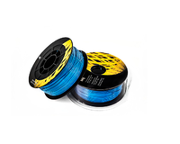 Катушка PLA-пластика BQ Sky blueПластик для 3D Принтера<br>Катушка PLA-пластика BQ Sky blue:Оптимальная температура печати:&amp;nbsp;220Температура плавления:&amp;nbsp;180 - 220Диаметр нити:&amp;nbsp;1,75 ммВес:&amp;nbsp;1 кг<br><br>Вес: 1 кг<br>Диаметр нити: 1,75 мм<br>Температура плавления: 180 - 220<br>Оптимальная температура печати: 220