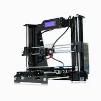 3D принтера Prusa I3 Desktop3D Принтеры<br>Домашний мини 3D Принтер Кол-во головок: 1&amp;nbsp; Область печати:&amp;nbsp;220 x 220 x 230 мм&amp;nbsp; Расходники: ABS, PLA, PVA, HIPS, LAYBRICK, Нейлон, LAYWOO-D3, PETT&amp;nbsp;1.75 мм&amp;nbsp; Толщина слоя: 100 микрон&amp;nbsp; Скорость: 10 см&amp;sup3;/час Подогреваемая платформа: да Поддерживаемая ОС: Windows: XP, Vista, 7;&amp;nbsp; Подсоединение: USB Формат файлов: .STL Энергопотребление: 110-220VAC, 50-60Hz, 220W Вес, кг: 8 Габариты:&amp;nbsp;500 х 400 х 430 мм&amp;nbsp;Гарантия: 1 год<br><br>Кол-во экструдеров: 1<br>Область построения (мм): 220х220х230<br>Толщина слоя: 100 микрон<br>Толщина нити: 1,75 мм<br>Расходники: ABS, PLA, PVA, HIPS, LAYBRICK, Нейлон, LAYWOO-D3, PETT<br>Платформа: с подогревом<br>Гарантия: 1 год<br>Страна производитель: Россия<br>Диаметр сопла (мм): 0,4