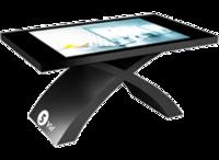 Интерактивный стол NTabX 32 Full HD 6 касанийИнтерактивные столы <br>Сферы применения:Торговые и бизнес центрыГостиницыВыставкиБанки, офисы, представительства компанийМузеиЗалы ожидания вокзалов и аэропортовОсобенности:Стильный и современный дизайн, отлично подходит к любому интерьеруУниверсальный набор мультитач контента, ориентированного на образовательные и развлекательные целиПростая транспортировка и монтажПредельно высокая скорость реакции на касанияИспользуется технология определения касания, исключающая случайные или некорректные срабатыванияУстройство работает под управлением Windows 8.1 ProВозможно изменение комплектации исходя из ваших желаний и потребностей.<br>