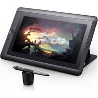 Планшет Wacom Cintiq 13HD Touch (DTH1300)Графические планшеты<br>&amp;nbsp; &amp;nbsp; &amp;nbsp;Wacom Cintiq 13HD Touch (DTH1300):Максимальная потребляемая мощность:&amp;nbsp;9 ВтВходное напряжение:&amp;nbsp;100 - 240 ВРазмер экрана:&amp;nbsp;33,8 см (13.3)Дисплей:&amp;nbsp;a-Si Active Matrix TFT LCD (IPS)Разрешение:&amp;nbsp;Full HD (1920 x 1080)Глубина цвета:&amp;nbsp;16,7 млн. цветов / 24 битВремя отклика: 25 мсУгол обзора:&amp;nbsp;89/89Контрастность:&amp;nbsp;700:1Яркость:&amp;nbsp;250 кд/м&amp;sup2;Разрешение (на точку): 0,005 мм (5080 линий на дюйм)Интерфейс подключения:&amp;nbsp;HDMI 3.1, USB 2.0Размеры:&amp;nbsp;375 х 248 х 14 мм<br><br>Дисплей: a-Si Active Matrix TFT LCD (IPS)<br>Вес: 1,2 кг