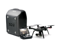 Квадрокоптер 3D Robotics 3DR Enterprise PackageКвадрокоптеры<br>&amp;nbsp; Квадрокоптер 3D Robotics 3DR Enterprise Package:Вес:&amp;nbsp;1,5 кгГироскоп: ДаАкселерометр: ДаМаксимальная высота подъема:&amp;nbsp;260 мМаксимальная горизонтальная скорость:&amp;nbsp;25 м/сМаксимальная вертикальная скорость:&amp;nbsp;10 м/сДальность полёта:&amp;nbsp;до 900 мВремя зарядки аккумулятора: 90 минут<br><br>Вес: 1,5 кг<br>Тип аккумулятора: Li-Po<br>Емкость аккумулятора: 5200 мАч<br>Время зарядки аккумулятора: 90 минут<br>Дальность полёта: до 900 м<br>Максимальная вертикальная скорость: 10 м/с<br>Максимальная горизонтальная скорость: 25 м/c<br>Максимальная высота подъема: 260 м<br>Гироскоп: Да<br>Акселерометр: Да