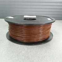 Катушка PLA-пластика Esun 1.75 мм 1кг., коричневая (PLA175C1)Пластик для 3D Принтера<br>Катушка PLA-пластика Esun 1.75 мм 1кг., коричневая (PLA175C1):Страна производства:&amp;nbsp;КитайСовместимость:&amp;nbsp;Любые FDM 3D принтерыВысота катушки:&amp;nbsp;68 ммПосадочный диаметр катушки:&amp;nbsp;55 ммТемпература плавления:&amp;nbsp;190 - 220<br><br>Цвет: Коричневый<br>Тип пластика: PLA<br>Диаметр нити: 1,75 мм<br>Температура плавления: 190 - 220<br>Вес: 1.2 кг<br>Производитель: Esun<br>Рекомендуемая скорость печати: 10<br>Вид намотки: Катушка<br>Посадочный диаметр катушки: 55 мм<br>Высота катушки: 68 мм<br>Вид упаковки: Картонная коробка, герметичный пакет с селикагелем<br>Совместимость: Любые FDM 3D принтеры<br>Страна производства: Китай