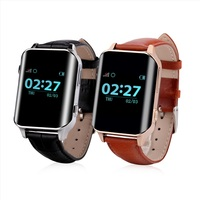 Умные часы Smart Baby Watch D100 ЗолотыеДетские часы с GPS<br>ХАРАКТЕРИСТИКИ:Уведомления с просмотром или ответом: SMSГабариты (ШхВхТ): 36x46x16 ммВес: 40 гТип: монохромный, с подсветкойДиагональ: 1.22Динамик: естьМикрофон: естьТелефонные звонки: собственная SIM-картаМобильный интернет: 2GТип SIM-карты: micro SIMНавигация: GPSАккумулятор: несъёмныйЕмкость аккумулятора: 450 мА*чВремя ожидания: 120 чТип разъема для зарядки: micro USBДополнительная информация: отслеживание местоположения, история перемещений, функция SOS, удаленное прослушивание, уведомление о низком заряде батареи<br>