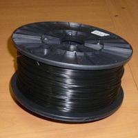 Катушка ABS-пластика Wanhao 1.75 мм 1кг., черная, No. 15Пластик для 3D Принтера<br>Катушка ABS-пластика Wanhao 1.75 мм 1кг., черная, No. 15:Рекомендуемая температура подогрева площадки:&amp;nbsp;90 - 120Страна производства:&amp;nbsp;КитайСовместимость:&amp;nbsp;Любые FDM 3D принтеры с подогреваемой платформойВысота катушки: 80 ммПосадочный диаметр катушки: 40 ммВнешний диаметр катушки: 195 мм<br><br>Вес: 1.2 кг<br>Цвет: Черный<br>Тип пластика: ABS<br>Диаметр нити: 1,75 мм<br>Температура плавления: 210-260<br>Производитель: Wanhao<br>Рекомендуемая скорость печати: 5<br>Вид намотки: Катушка<br>Внешний диаметр катушки: 195 мм<br>Посадочный диаметр катушки: 40 мм<br>Высота катушки: 80 мм<br>Вид упаковки: Картонная коробка, герметичный пакет с селикагелем<br>Совместимость: Любые FDM 3D принтеры с подогреваемой платформой<br>Страна производства: Китай<br>Рекомендуемая температура подогрева площадки: 90-120