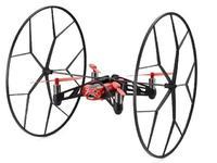 Квадрокоптер Parrot Minidrone Rolling SpiderКвадрокоптеры<br>&amp;nbsp; &amp;nbsp;&amp;nbsp;Parrot Minidrone Rolling Spider:Тип аккумулятора:&amp;nbsp;Li-PolВремя работы от аккумулятора: 8 минутВремя зарядки аккумулятора: 60 минутМатериал корпуса:&amp;nbsp;пластиковый, с дополнительными рёбрами жёсткостиВес: 55 граммСистемные требования для мобильных устройств:&amp;nbsp;iOS, Android, с октября 2014-го  Windows 8.1 и Windows Phone 8.1ОЗУ: 1 ГБГироскоп: шестиосевойДиаметр с колёсами: 140 ммДиаметр пропеллера: 55 мм<br><br>Материал корпуса: пластиковый, с дополнительными рёбрами жёсткости<br>Вес: 55 грамм