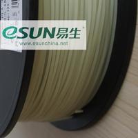 Катушка PLA-пластика Esun 1.75 мм 1кг., светящаяся зеленаяПластик для 3D Принтера<br>Катушка PLA-пластика Esun 1.75 мм 1кг., светящаяся зеленая:Страна производства:&amp;nbsp;КитайСовместимость:&amp;nbsp;Любые FDM 3D принтерыВысота катушки:&amp;nbsp;68 ммПосадочный диаметр катушки:&amp;nbsp;55 ммВид намотки:&amp;nbsp;Катушка<br><br>Цвет: Светящийся зеленый<br>Тип пластика: PLA<br>Диаметр нити: 1,75 мм<br>Температура плавления: 190 - 220<br>Вес: 1.2 кг<br>Производитель: Esun<br>Рекомендуемая скорость печати: 10<br>Вид намотки: Катушка<br>Посадочный диаметр катушки: 55 мм<br>Высота катушки: 68 мм<br>Вид упаковки: Картонная коробка, герметичный пакет с селикагелем<br>Совместимость: Любые FDM 3D принтеры<br>Страна производства: Китай