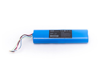 Аккумулятор 3D Robotics Extended Battery for 3DR Solo ControllerЗапчасти для квадрокоптеров<br>Аккумулятор 3D Robotics Extended Battery for 3DR Solo Controller:Состав:&amp;nbsp;Li-IonПродление энергии с 6 до 12 часовЦвет:&amp;nbsp;Цвет<br><br>Цвет: Голубой<br>Состав: Li-Ion<br>Продление энергии на: с 6 до 12 часов