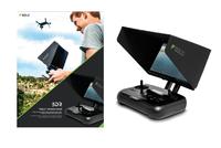 Защитный козырек для дисплея 3D Robotics Tablet Screen HoodЗапчасти для квадрокоптеров<br>Защитный козырек для дисплея 3D Robotics Tablet Screen Hood:Цвет: ЧерныйФункция:&amp;nbsp;Защита экрана от солнечных лучейСовместимость:&amp;nbsp;iPad mini 2, 3, Samsung Tab A, Note 8, Nexus 7 (2013), Nvidia Shield Tab, Asus MeMo Pad 7, 8.<br><br>Цвет: Черный<br>Совместимость: iPad mini 2, 3, Samsung Tab A, Note 8, Nexus 7 (2013), Nvidia Shield Tab, Asus MeMo Pad 7, 8<br>Функция: Защита экрана от солнечных лучей