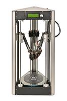 3D Принтер 3DQuality Prism Mini V2 В сборе3D Принтеры<br>Технические характеристики 3D-принтера 3DQ Mini :Название: Prism&amp;nbsp;Mini V2Гарантия: 1 годМатериал, используемый для печати моделей: ABS,&amp;nbsp;PLA,&amp;nbsp;HIPS, FLEX, SBSДиаметр пластика:&amp;nbsp;1.75 ммСкорость перемещения:&amp;nbsp;150 мм/cРазмер рабочего пространства: &amp;Oslash; 150 мм х 250&amp;nbsp;мм (высота)Толщина печатаемого слоя: от&amp;nbsp;0,05 ммДиаметр сопла: 0,4; 0,3 ммПодогреваемая платформа: естьНаличие LCD экрана: естьЯзык LCD экрана: русскийГабариты: 310&amp;nbsp;(ширина) х 280&amp;nbsp;(глубина) х 665&amp;nbsp;(высота) мм<br>