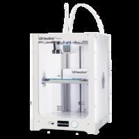 3D принтер Ultimaker 3 Extended3D Принтеры<br>3D Принтер ULTIMAKER 3 Extended:Увеличенная версия 3D принтера Ultimaker 3 Extended позволяет печатать объекты до 315 мм по высоте.Минимальная толщина слоя &amp;nbsp;от 20 микрон (0,02 мм);Печатает всеми популярными видами материалов: PLA, ABS, Neilon, а так же специальными;Область печати 2 экструдерами 197&amp;times;215&amp;times;300 ммНаличие подогреваемой платформы: Да;Количество печатающих головок: 2;Программное обеспечение: Cura;Совместимость с программным обеспечением: Windows, MAC;Скорость печати: до 300mm/сек;Поддерживаемые форматы: STL/OBJ/DAE/AMF;Подключение 3D принтера к компьютеру:&amp;nbsp;&amp;nbsp;WiFi, LAN or USBКамера: Да;Габариты принтера:&amp;nbsp;342 x 505 x 688 mm ;Требования мощности:100 &amp;mdash; 240 V / ~4 AMPS / 50 &amp;mdash; 60 HZ / 221 watt max;Вес: 13кг;Гарантия: 1 год;<br><br>Толщина слоя: 20 микрон<br>Платформа: с подогревом<br>Страна производитель: Нидерланды<br>Диаметр сопла (мм): 0,4