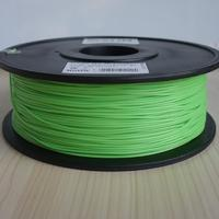 Катушка PLA-пластика Esun 1.75 мм 1кг., светло-зеленая (PLA175V1)Пластик для 3D Принтера<br>Катушка PLA-пластика Esun 1.75 мм 1кг., светло-зеленая (PLA175V1):Страна производства:&amp;nbsp;КитайСовместимость:&amp;nbsp;Любые FDM 3D принтерыВысота катушки:&amp;nbsp;68 ммПосадочный диаметр катушки:&amp;nbsp;55 ммТемпература плавления:&amp;nbsp;190 - 220<br><br>Цвет: Светло-зеленый<br>Тип пластика: PLA<br>Диаметр нити: 1,75 мм<br>Температура плавления: 190 - 220<br>Вес: 1.2 кг<br>Производитель: Esun<br>Рекомендуемая скорость печати: 10<br>Вид намотки: Катушка<br>Внешний диаметр катушки: 200 мм<br>Посадочный диаметр катушки: 55 мм<br>Высота катушки: 68 мм<br>Вид упаковки: Картонная коробка, герметичный пакет с селикагелем<br>Совместимость: Любые FDM 3D принтеры<br>Страна производства: Китай