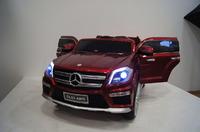 Электромобиль Mercedes-Benz GL63 AMG вишневый-матовыйДетские электромобили<br>ЭЛЕКТРОМОБИЛЬ MERCEDES-BENZ&amp;nbsp;GL63 AMG (ЛИЦЕНЗИОННАЯ МОДЕЛЬ)&amp;nbsp;С ДИСТАНЦИОННЫМ УПРАВЛЕНИЕМ ВИШНЕВЫЙ-МАТОВЫЙ ЦВЕТСветовые и звуковые эффекты.&amp;nbsp;Диодные огни фар.&amp;nbsp;Плавный ход.&amp;nbsp;Амортизаторы.Пульт управления: индивидуальный (настраивается по Bluetooh)Колеса: EVA-резиновые низкопрофильныеОткрываются двери.Скорость: 2 скорости вперед, одна назад.Покрытие: вишневый-матовыйСидение: КОЖАНОЕ.&amp;nbsp;Заводится с ключаВход MicroSD, USB-вход, FM-радио.Размер собранной модели: 122.5*63*42см, вес: 19.8кг, макс. нагрузка: 30 кгАккумулятор: 12V/7АРедуктор: 2*30W<br><br>Марка: MERCEDES-BENZ<br>Модель: GL63<br>Сиденье: Кожаное<br>Колёса: EVA-резиновые низкопрофильные<br>Кол-во мест: 1<br>Цвет: Вишневый-матовый