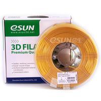 Катушка ABS-пластика Esun 1.75 мм 1кг., золотистая (ABS175J1)Пластик для 3D Принтера<br>Катушка ABS-пластика ESUN 1.75 мм 1кг., золотистая (ABS175J1):Рекомендуемая температура подогрева площадки:&amp;nbsp;95 - 110Страна производства:&amp;nbsp;КитайСовместимость:&amp;nbsp;Любые FDM 3D принтеры с подогреваемой платформой&amp;nbsp;Вид упаковки:&amp;nbsp;Картонная коробка, герметичный пакет с селикагелем&amp;nbsp;Высота катушки:&amp;nbsp;68 ммПосадочный диаметр катушки:&amp;nbsp;55 ммВнешний диаметр катушки:&amp;nbsp;200 ммВид намотки:&amp;nbsp;Катушка<br><br>Вес: 1.2 кг<br>Цвет: Золотистый<br>Тип пластика: ABS (АБС)<br>Диаметр нити: 1,75 мм<br>Температура плавления: 220 - 260<br>Производитель: Esun<br>Рекомендуемая скорость печати: 10<br>Вид намотки: Катушка<br>Внешний диаметр катушки: 200 мм<br>Посадочный диаметр катушки: 55 мм<br>Высота катушки: 68 мм<br>Вид упаковки: Картонная коробка, герметичный пакет с селикагелем<br>Совместимость: Любые FDM 3D принтеры с подогреваемой платформой<br>Страна производства: Китай<br>Рекомендуемая температура подогрева площадки: 95 - 110