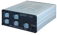 Контроллер 5-ти осный для конструктора модульных станков с ЧПУ LIN-contr5Станки UNIMAT<br>Модуль UNIMAT LIN-CONTR5 предназначен для использования в станках ЧПУ UNIMAT. Модуль имеет 5 входов для концевого выключателя, 2 выхода. Скорость шпинделя программируется.<br>