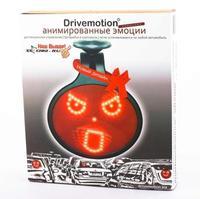 Автомобильный коммуникатор Drivemotion «Анимированная»Автогаджеты и аксессуары<br>С помощью таких&amp;nbsp;анимированных&amp;nbsp;картинок можно легко показать такие чувства, как:злость;радостное настроение;грустное состояние;озорство;флирт.&amp;nbsp;<br><br>ШхГхВ:: 23 x 20 x 5 см<br>Вес:: 390 г<br>Материал:: Пластик<br>Цвет:: Красный