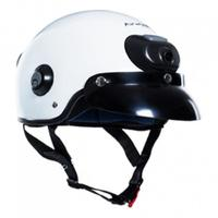 Шлем с видеокамерой Airwheel С6 цвет белый, размер MАксессуары <br>Обхват головы размер M: 57-58 см, размер XL: 61-62 смМаксимальное разрешение видео 2304&amp;times;1296Скорость видеосъемки 30 кад/секЕмкость аккумулятора 4000 мАчВремя работы от одной зарядки до 5 часов<br>
