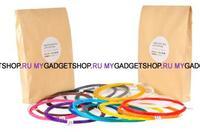 Набор PLA пластика 1.75 мм для 3D Ручки (16 цветов)Пластик для 3D Ручки<br>Набор PLA пластика для 3D Ручки:MyRiwell, Fantastique One, 3DYaYa.&amp;nbsp;(16 ЦВЕТОВ):Тип пластика: PLAТолщина нити: 1,75 ммВес (в упаковке): 0.5 кгСтрана производитель: Россия<br>