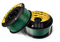 Катушка PLA-пластика BQ Bottle GreenПластик для 3D Принтера<br>Катушка PLA-пластика BQ Bottle Green:Оптимальная температура печати:&amp;nbsp;220Температура плавления:&amp;nbsp;180 - 220Диаметр нити:&amp;nbsp;1,75 ммВес:&amp;nbsp;1 кг<br><br>Диаметр нити: 1,75 мм<br>Температура плавления: 180 - 220<br>Вес: 1 кг<br>Оптимальная температура печати: 220
