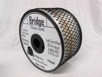 Катушка Taulman 3D Nylon Bridge 0,45 кг.1,75 ммСПЕЦ пластик<br>Катушка Taulman 3D Nylon Bridge 0,45 кг.1,75 мм:Рекомендуемая температура подогрева площадки:&amp;nbsp;80-100Страна производства:&amp;nbsp;СШАСовместимость:&amp;nbsp;Любые FDM 3D принтеры с подогреваемой платформойВид упаковки:&amp;nbsp;Герметичный пакет с селикагелемВид намотки:&amp;nbsp;КатушкаТемпература плавления:&amp;nbsp;235-260<br><br>Вес: 0.5 кг<br>Цвет: прозрачный<br>Тип пластика: Nylon<br>Диаметр нити: 1,75 мм<br>Температура плавления: 235-260<br>Производитель: Taulman 3D<br>Рекомендуемая скорость печати: 28<br>Вид намотки: Катушка<br>Вид упаковки: Герметичный пакет с селикагелем<br>Совместимость: Любые FDM 3D принтеры с подогреваемой платформой<br>Страна производства: США<br>Рекомендуемая температура подогрева площадки: 80-100
