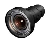 Объектив Panasonic ET-ELW31Объективы для проекторов<br>короткофокусный объектив Panasonic ET-ELW31 WUXGA/WXGA - (0,73-0,96:1), XGA - (0,79-1,08:1) с переменным фокусным расстоянием. Предназначен для использования с проекторами Panasonic PT-EZ590E/ EZ590LE/ EW650E/EX620E/ EX620LE/EW550E/ EW550LE/EX520E/EX520LE.<br>