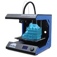 3D принтер WANHAO Duplicator 5S Mini3D Принтеры<br>3D принтер Duplicator 5S Mini:Область печати: 29 &amp;times; 19 &amp;times; 19Толщина слоя: 20 - 300 микронКол-во головок: 1Расходники: PLAСкорость печати: 150 мм/секОбъем печати:&amp;nbsp;10.4 лТемпература экструдера:&amp;nbsp;230 СЭлектропитание:&amp;nbsp;220 ВПоддерживаемые форматы файлов:&amp;nbsp;.STL, G-CODE<br><br>Кол-во экструдеров: 1<br>Область построения (мм): 290x190x190<br>Толщина слоя: 50 микрон<br>Толщина нити: 2,85 мм<br>Расходники: PLA<br>Платформа: без подогрева<br>Гарантия: 1 год<br>Страна производитель: Китай<br>Диаметр сопла (мм): 0,4