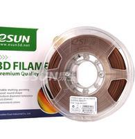 Катушка пластика eCopper ESUN 1.75 мм 1 кг., (eCopper175N1) медьПластик для 3D Принтера<br>Катушка пластика eCopper ESUN 1.75 мм 1 кг., (eCopper175N1) медь Артикул eCopper175N1Вес катушки пластика 1 кгВид намотки КатушкаВнешний диаметр катушки 200 ммВысота катушки 70 ммДиаметр нити 1.75 ммПроизводитель EsunРекомендуемая скорость печати 30-60 мм/сСовместимость Любые FDM 3D принтерыСтрана производства КитайТемпература плавления 200 &amp;mdash; 220 СТемпература подогрева площадки 40 С и вышеТип пластика eCopperЦвет Медь<br><br>Вес: 1.2 кг<br>Цвет: Медь<br>Тип пластика: eCopper<br>Температура плавления: 200С - 220С<br>Производитель: Esun<br>Рекомендуемая скорость печати: 30-60 мм/с<br>Вид намотки: Катушка<br>Посадочный диаметр катушки: 55 мм<br>Высота катушки: 68 мм<br>Вид упаковки: Картонная коробка, герметичный пакет с селикагелем<br>Совместимость: Любые FDM 3D принтеры<br>Страна производства: Китай