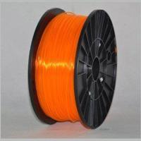 Катушка PLA-пластика Wanhao 1.75 мм 1кг., оранжевая, No. 27PLA пластик<br>Катушка PLA-пластика Wanhao 1.75 мм 1кг., оранжевая, No. 27:Страна производства:&amp;nbsp;КитайСовместимость:&amp;nbsp;Любые FDM 3D принтерыВысота катушки: 80 ммПосадочный диаметр катушки: 40 ммТемпература плавления:&amp;nbsp;190 - 225<br><br>Цвет: Оранжевый<br>Тип пластика: PLA<br>Диаметр нити: 1,75 мм<br>Температура плавления: 190 - 225<br>Вес: 1.2 кг<br>Производитель: Wanhao<br>Рекомендуемая скорость печати: 5<br>Вид намотки: Катушка<br>Посадочный диаметр катушки: 40 мм<br>Высота катушки: 80 мм<br>Вид упаковки: Картонная коробка, герметичный пакет с селикагелем<br>Совместимость: Любые FDM 3D принтеры<br>Страна производства: Китай