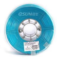 Катушка ABS-пластика Esun 1.75 мм 1кг., голубая (ABS175D1)Пластик для 3D Принтера<br>Катушка ABS-пластика ESUN 1.75 мм 1кг., голубая (ABS175D1):Рекомендуемая температура подогрева площадки:&amp;nbsp;95 - 110Страна производства: КитайСовместимость:&amp;nbsp;Любые FDM 3D принтеры с подогреваемой платформойВысота катушки:&amp;nbsp;68 ммПосадочный диаметр катушки:&amp;nbsp;55 ммВнешний диаметр катушки:&amp;nbsp;200 ммВид намотки:&amp;nbsp;Катушка<br><br>Вес: 1.2 кг<br>Цвет: Голубой<br>Тип пластика: ABS (АБС)<br>Диаметр нити: 1,75 мм<br>Температура плавления: 220 - 260<br>Производитель: Esun<br>Рекомендуемая скорость печати: 10<br>Вид намотки: Катушка<br>Внешний диаметр катушки: 200 мм<br>Посадочный диаметр катушки: 55 мм<br>Высота катушки: 68 мм<br>Вид упаковки: Картонная коробка, герметичный пакет с селикагелем<br>Совместимость: Любые FDM 3D принтеры с подогреваемой платформой<br>Страна производства: Китай<br>Рекомендуемая температура подогрева площадки: 95 - 110