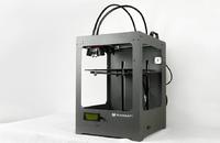 3D принтер Mankati Fullscale XT3D Принтеры<br>3D принтер Mankati Fullscale XT:&amp;nbsp; Кол-во головок: 2 Область&amp;nbsp;печати: 25 х 25 х 30 см Расходники:&amp;nbsp;ABS и PLA - 3 мм Толщина слоя: 40 микрон&amp;nbsp;Диаметр сопла: 0.4 мм Скорость:&amp;nbsp;180 мм/сек&amp;nbsp; Подогреваемая платформа: да Поддерживаемая ОС: Win/Mac/Linux Программное обеспечение: MankatiUM Формат файлов:&amp;nbsp;STL, G-code, OBJ Энергопотребление:&amp;nbsp;100-240V, 50/60Hz, 220W&amp;nbsp;Вес, кг: 25&amp;nbsp;Габариты, см:&amp;nbsp;48 х 53 х 60 см&amp;nbsp;Гарантия: 1 год<br><br>Толщина слоя: 40 микрон<br>Расходники: ABS, PLA<br>Платформа: с подогревом<br>Страна производитель: Китай<br>Диаметр сопла (мм): 0.4 мм